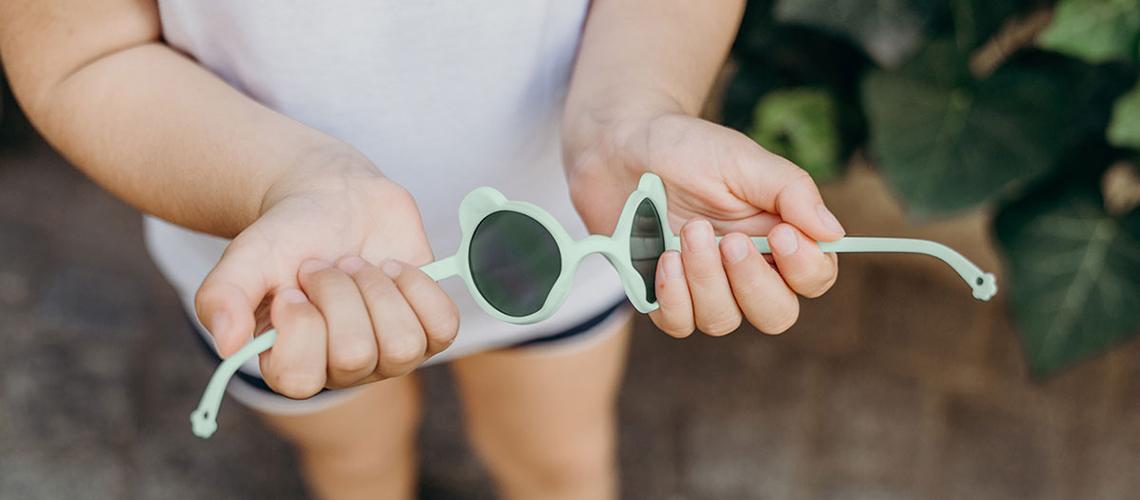 Dětské sluneční brýle KiETLA Ours'On