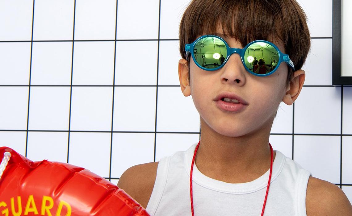 KiETLA dětské sluneční brýle Rozz