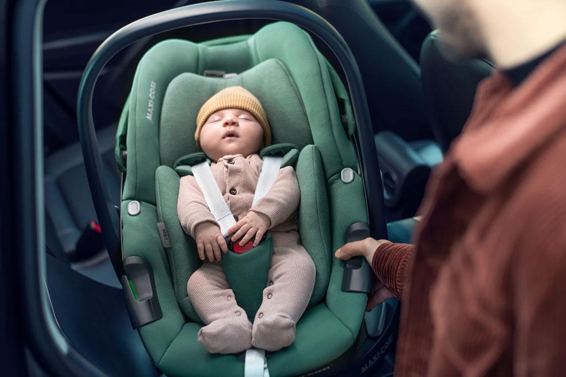 Dětská autosedačka Maxi-Cosi Pebble 360