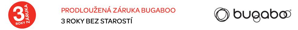 Bugaboo prodloužená záruka