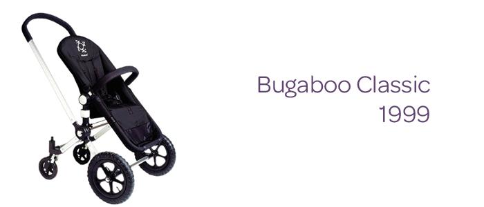 Bugaboo Classic, rok 1999