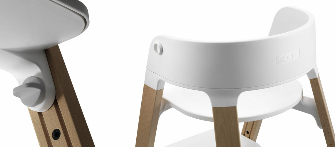 Stokke Steps detail
