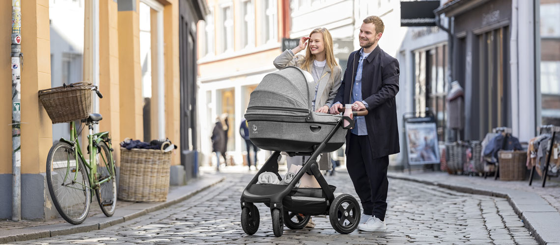 Stokke Trailz Black