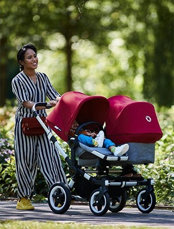 What's new with the Bugaboo Donkey²?