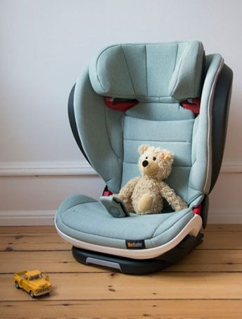 Making the safest choice in car seats