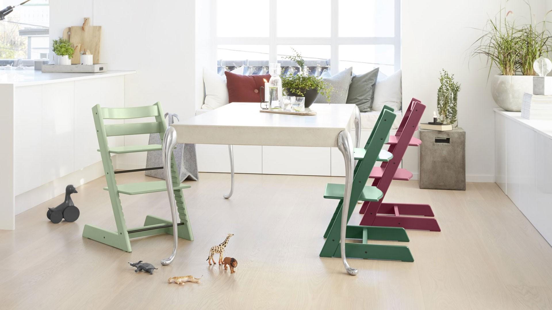 stokke tripp trapp 2017 collection. Black Bedroom Furniture Sets. Home Design Ideas